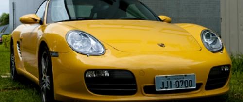 Porsche foi apreendido na Operação Arrastão em 2009