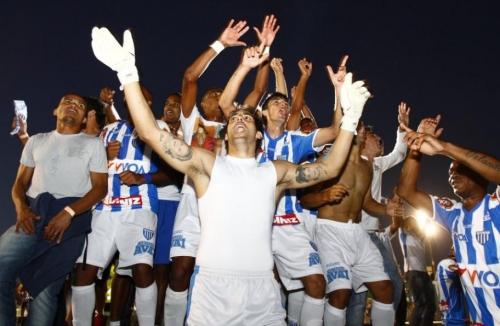 Avaí é campeão catarinense 2012 sobre o Figueirense