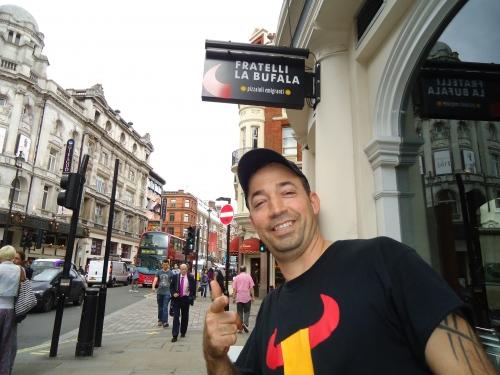 Missão Londres