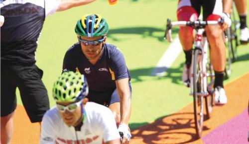 Murilo Fischer ciclista catarinense