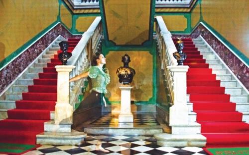 Fantasmas Palácio Cruz e Souza Florianópolis