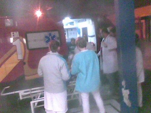 Grávida dá à luz dentro da ambulância em Navegantes