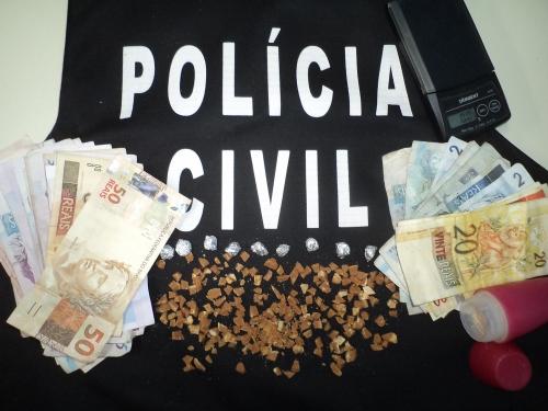 Divulgação Polícia Civil/ND