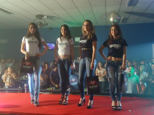 Semifinalistas do concurso Garota Ver Mais