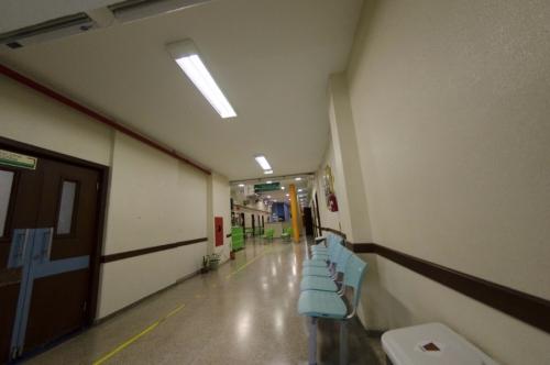 greve saúde Hospital Celso Ramos Florianópolis