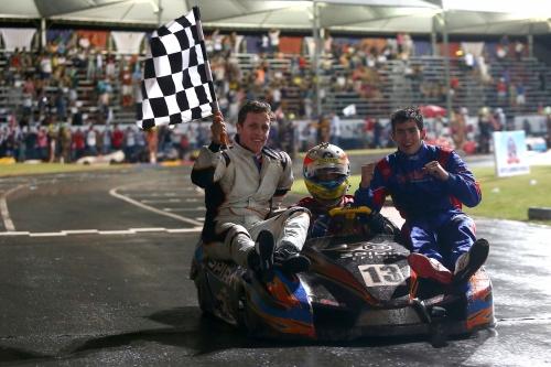 Spirit Sports equipe campeã 500 milhas de kart Penha