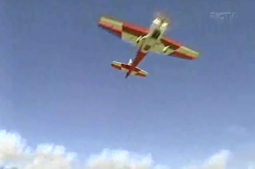Encontro de aeromodelismo acontece em Xanxerê