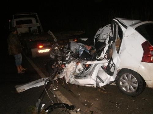 Homem morre em acidente no Planalto Serrano