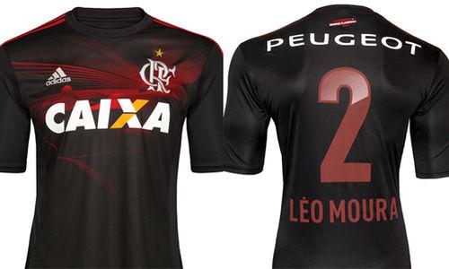 ee69aecf95 Compartilhe. Divulgação. O Flamengo atropelou a Adidas e a partir de uma decisão  política optou por lançar a camisa 3 ...