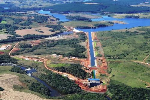 PCH Pequena Central Hidrelétrica João Borges