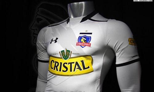 b5b8346e2fa Compartilhe. Divulgação. A Under Armour fechou contrato de fornecimento de material  esportivo ao gigante chileno Colo ...