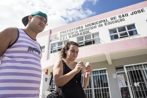 24c0e38ea5d Vagas em creches municipais de São José serão preenchidas por meio ...
