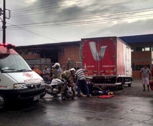 4ccaa69d1ce Morre o motociclista envolvido em acidente na avenida Santos Dumont ...