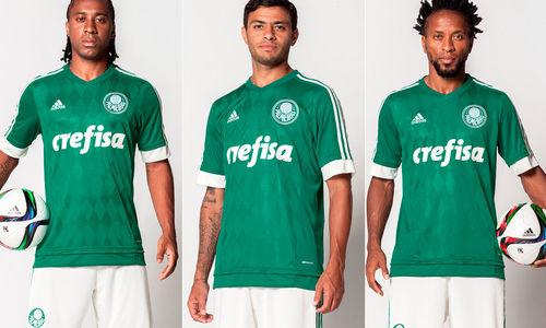 0c6247d2407 Palmeiras e Adidas ficam próximos de fechar renovação de contrato ...