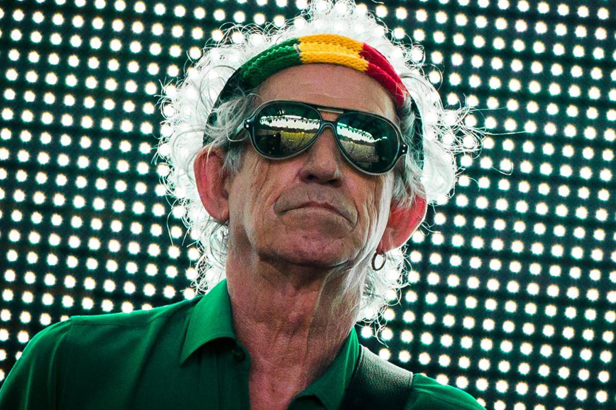 Keith Richards – Foto: Rádio Plural/ND