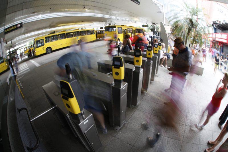 Joinville ônibus