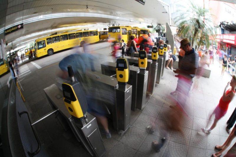 Pandemia também impactou nos números do transporte – Foto: Carlos Junior/Arquivo/ND