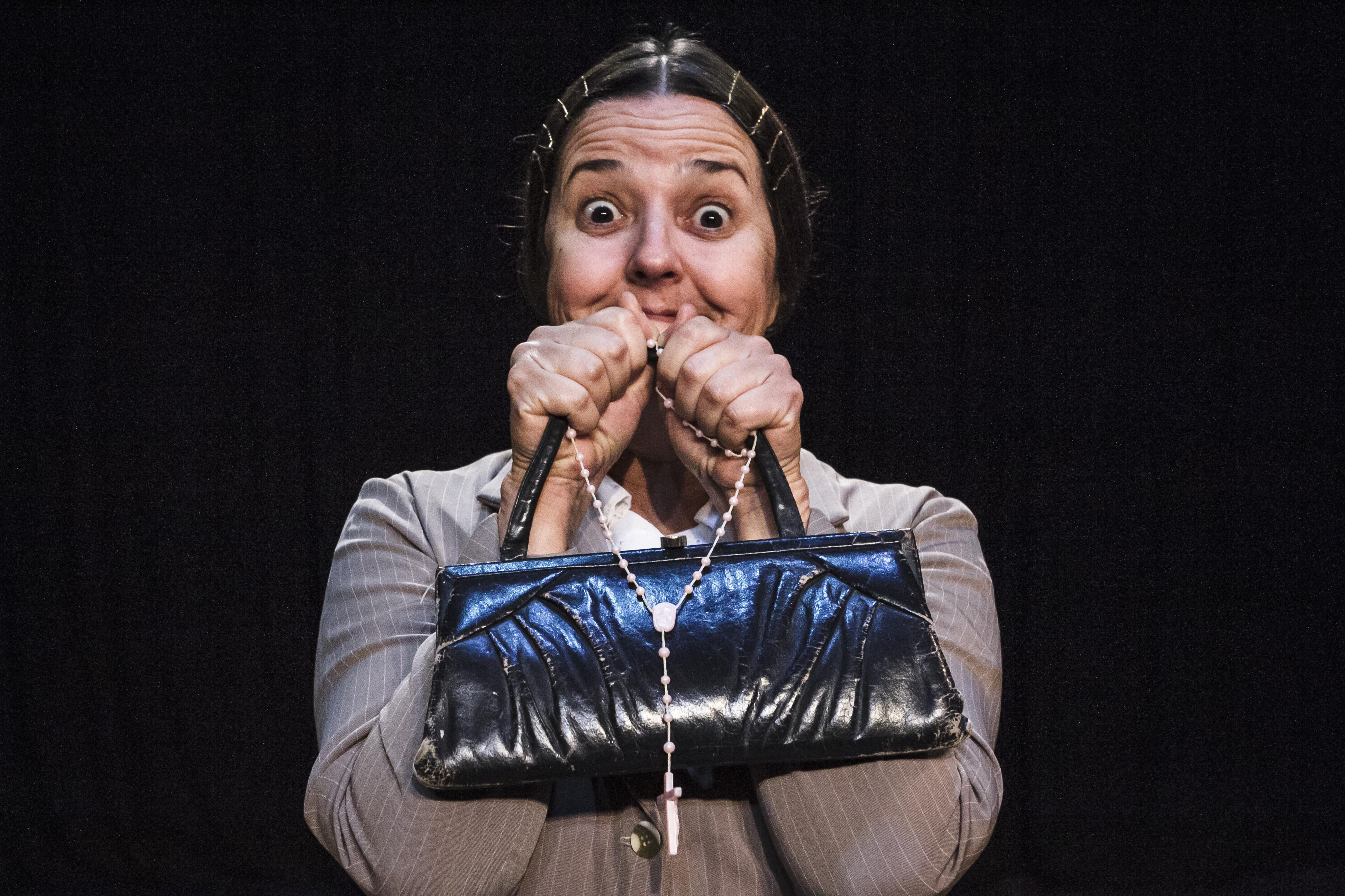Dona Bilica tem bastante história e causos para contar - Bruno Ropelato/ND