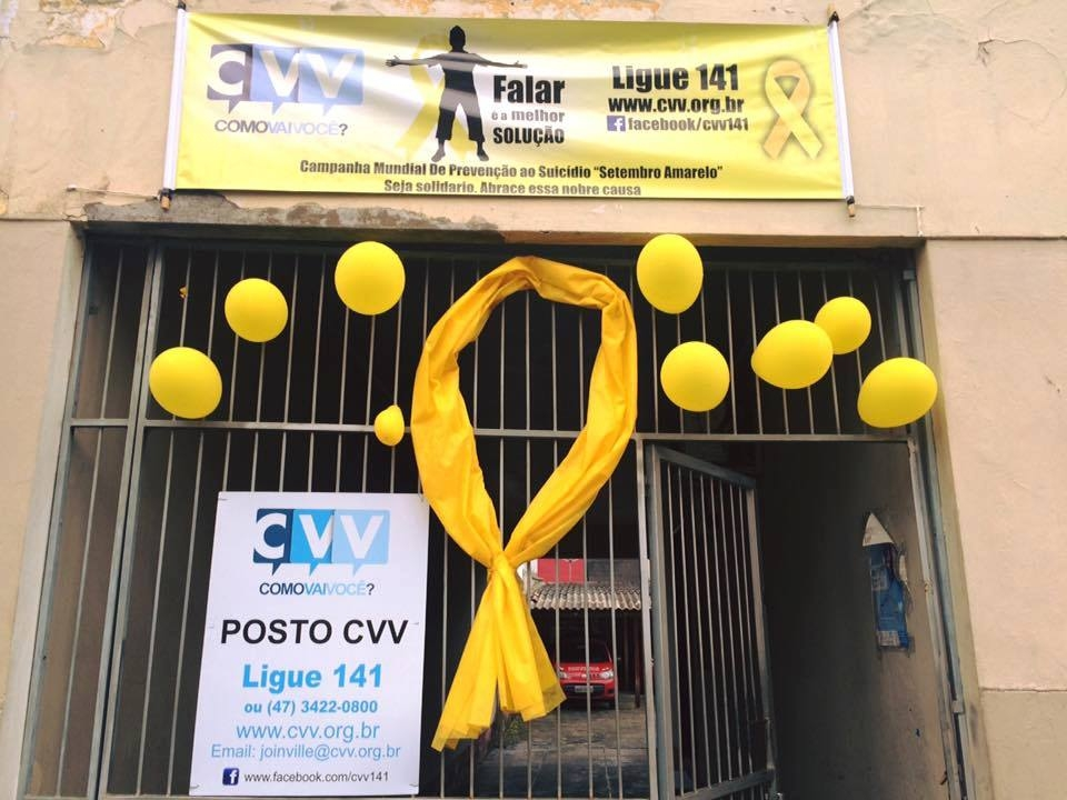 Centro de Valorização da Vida promove ação - Divulgação/ND