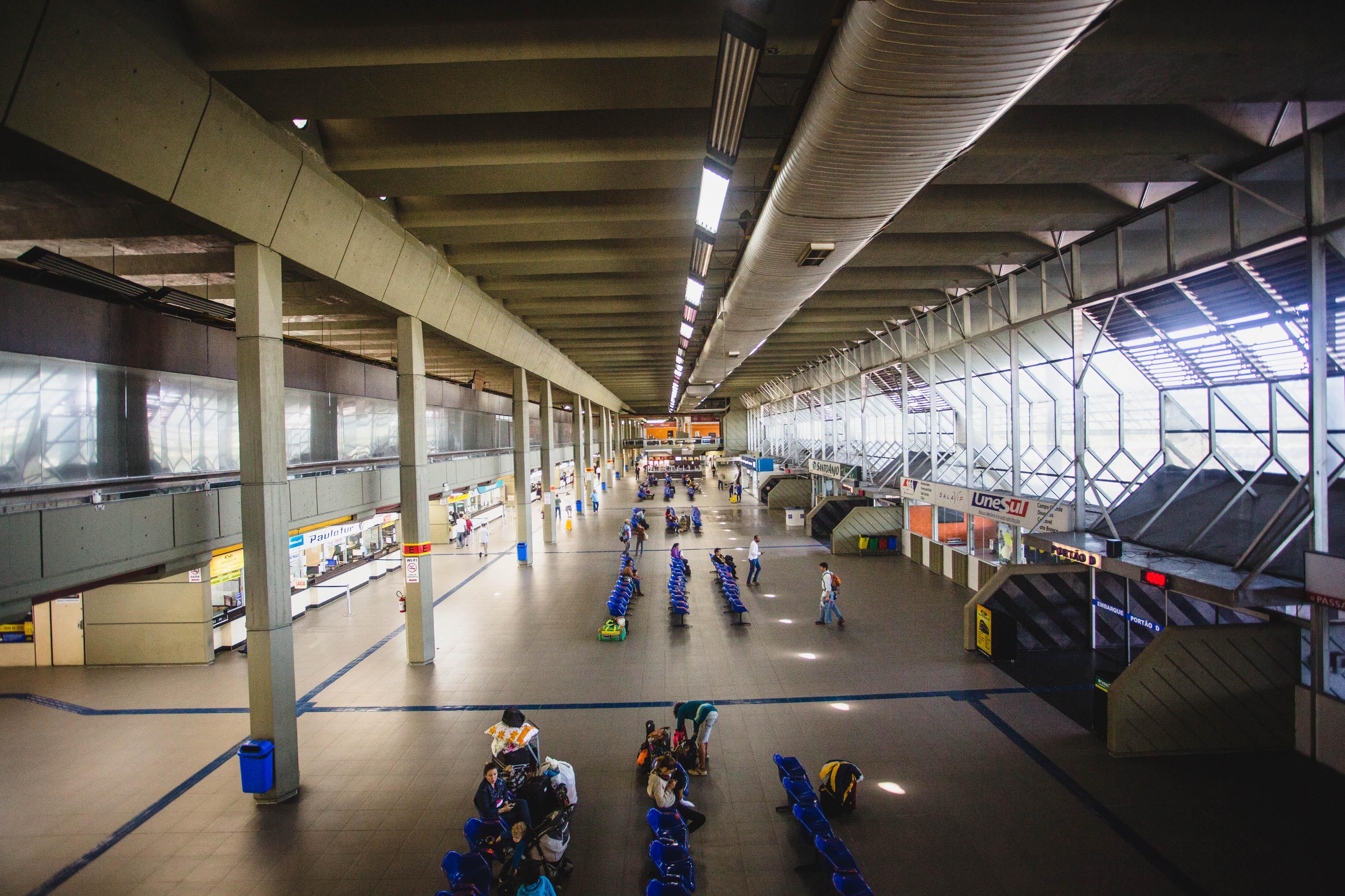 Terminal Rita Maria reformado em Florianópolis - Daniel Queiroz