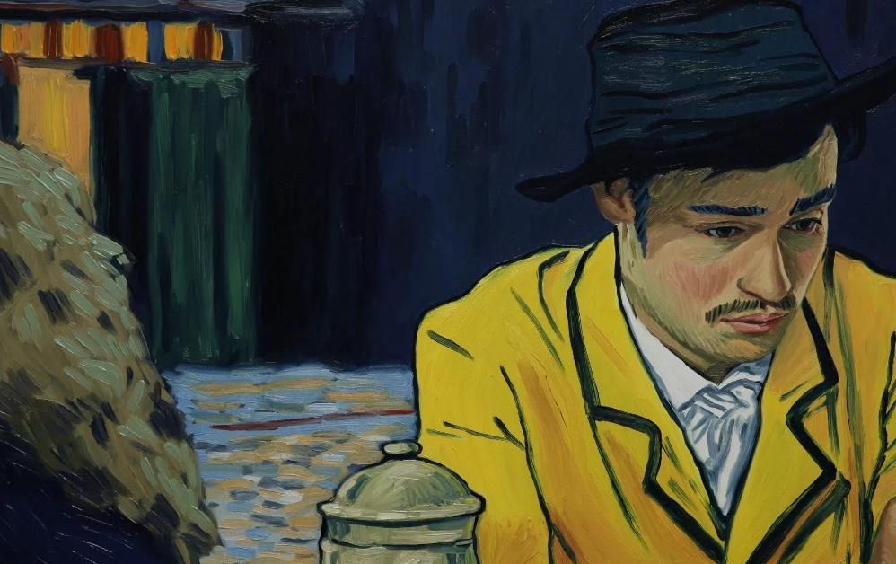 Longa é baseado nas próprias pinturas à óleo de Van Gogh - Divulgação/ND