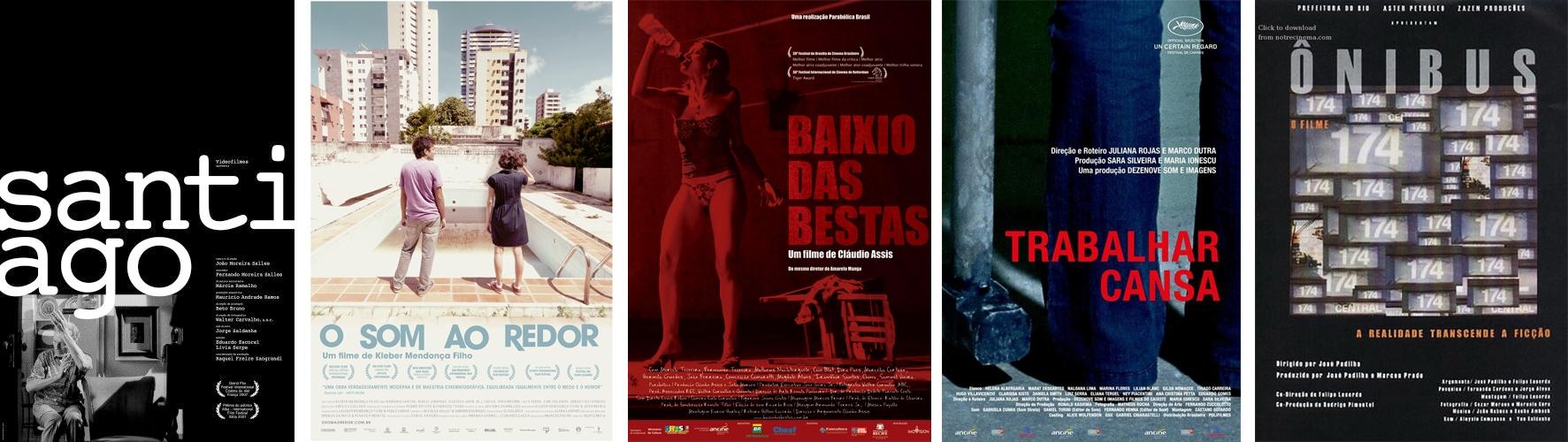Seleção de filmes favoritos da cineasta Anna Muylaert - Divulgação/ND
