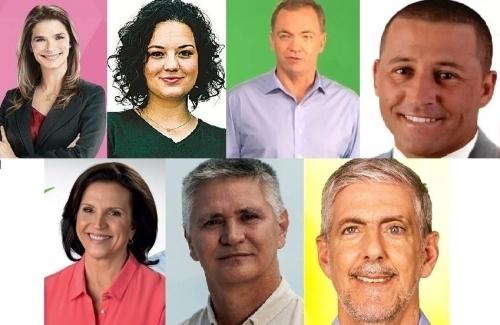 Candidatos a prefeitura de Florianópolis em 2016 - ND