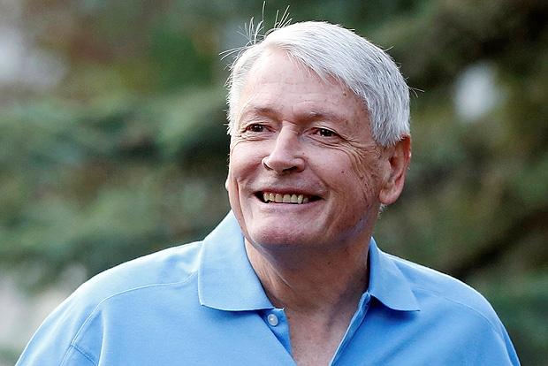 Magnata norte-americano John Malone é o novo dono da Fórmula 1 - Reuters/Folhapress