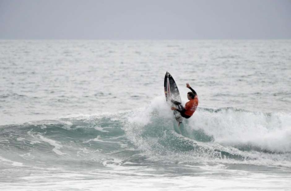 Jordy Smith venceu a etapa de Trestles do Mundial de Surfe - Divulgação/WSL