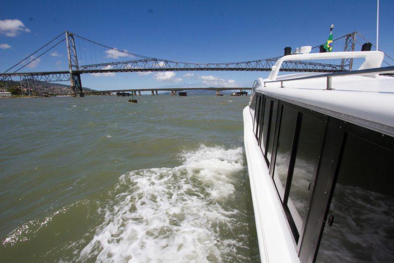 Modelo de implantação do transporte aquaviário está sendo discutido pelo governo do Estado – Foto: Flávio Tin/Arquivo/ND