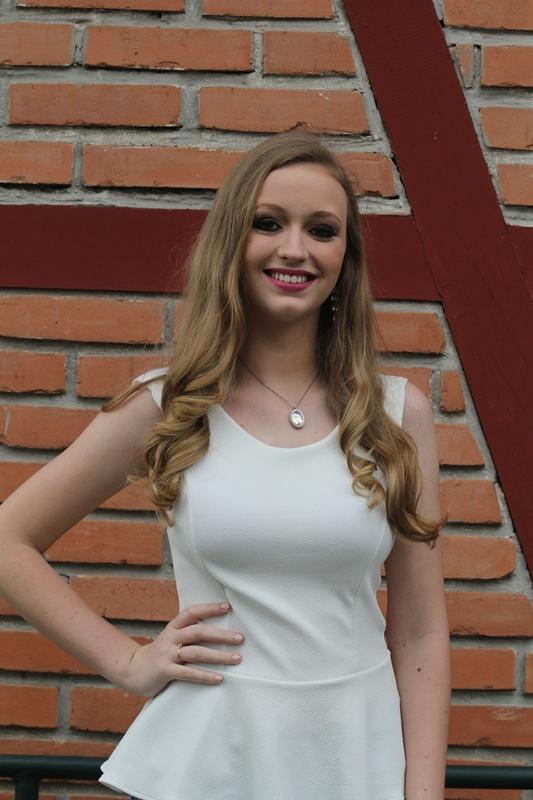 Gabriela Laurindo Trapp, 19 anos, estudante de engenharia civil - Fabrício Porto/ND