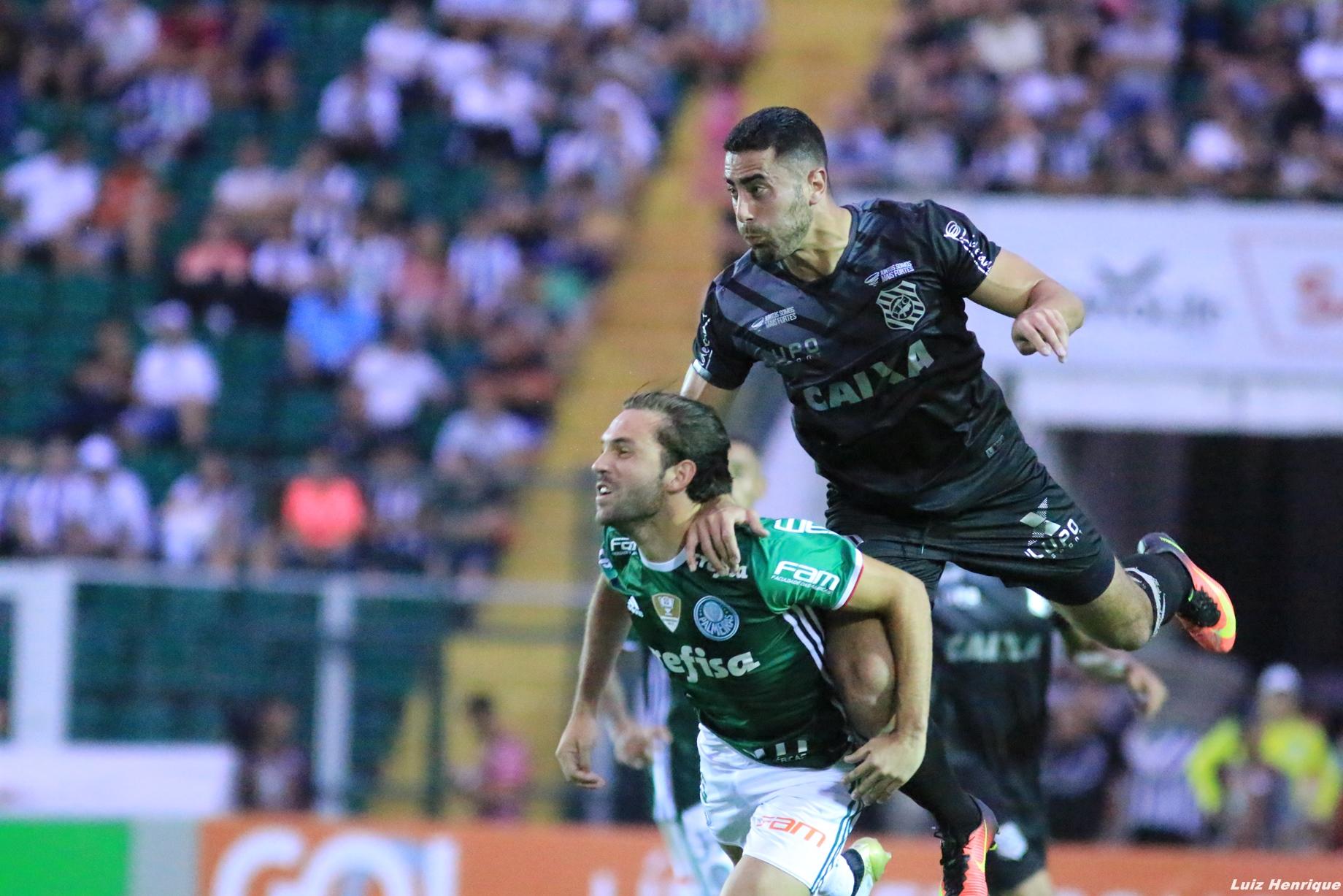 Marquinhos Pedroso é revelado na base do Figueirense – Foto: Luiz Henrique/Divulgação FFC
