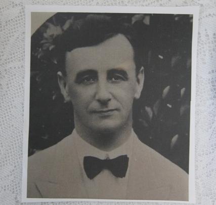 Hans Müller, nascido em 15 de agosto de 1892 em Frankfurt, na Alemanha, chegou a Joinville em outubro de 1921 - Reprodução/ND