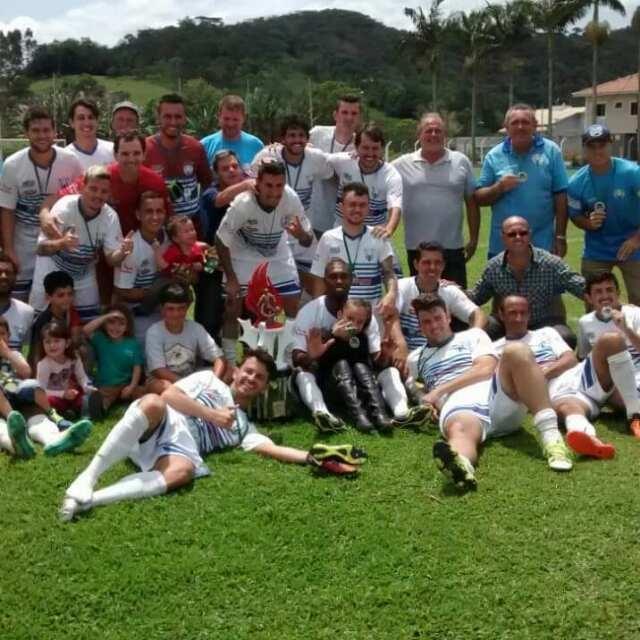 Time conquistou o segundo título nesta temporada - Divulgação/ND