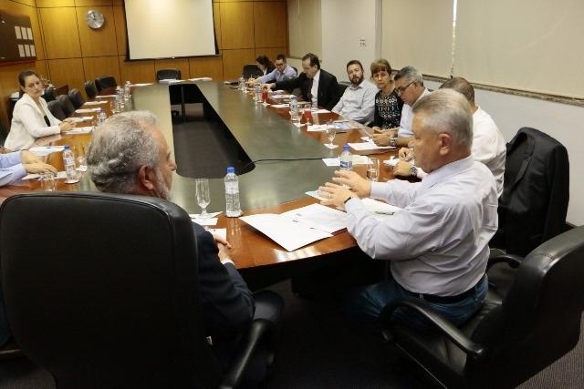 Udo Döhler participou de encontro na Associação Empresarial de Joinville - Jaksson Zanco/divulgação/ND