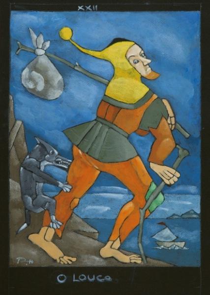 Personagens do tarot inspiram Rodrigo de Haro na exposição Dos Arquétipos - Divulgação/ND