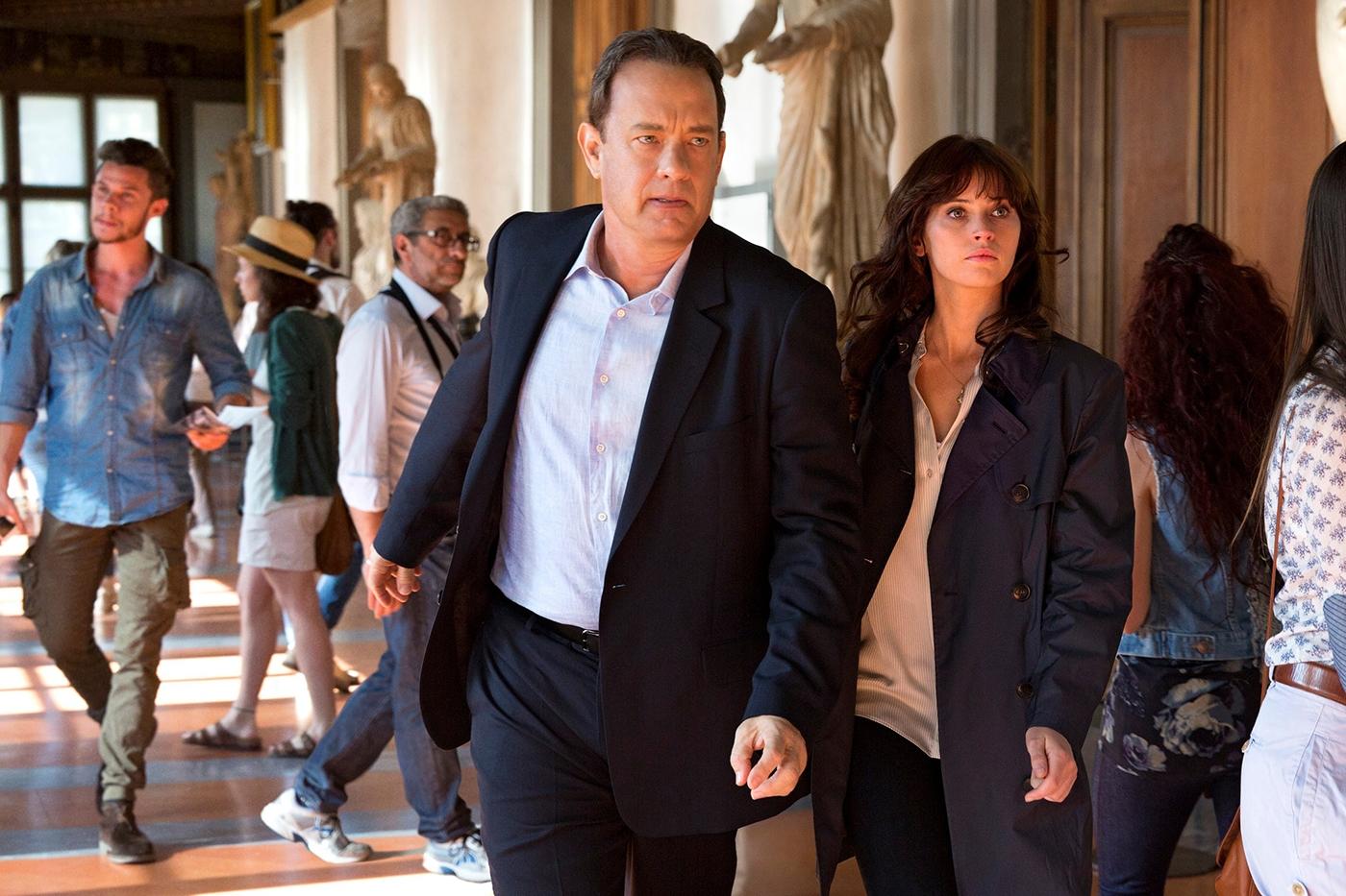 Tom Hanks e Felicity Jones estrelam