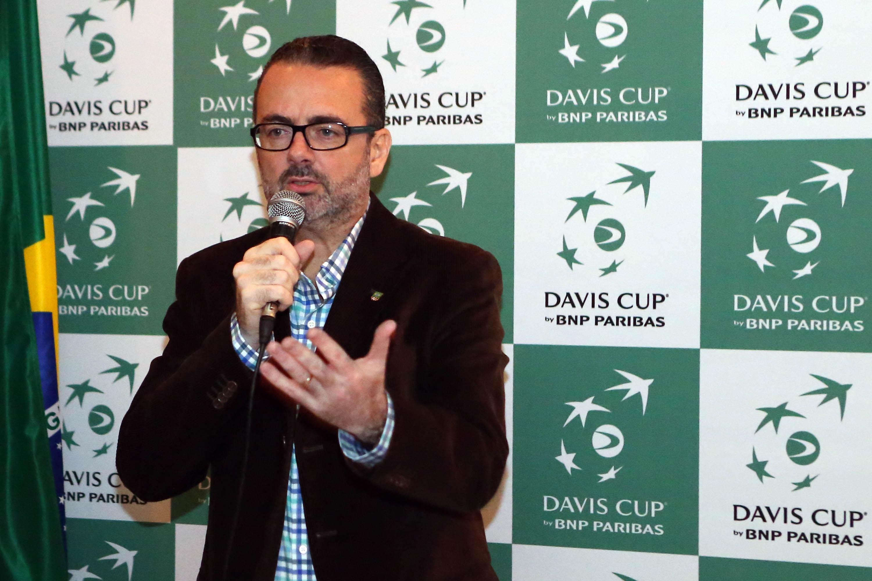 Jorge Lacerda disse que finalmente poderá se defender na Justiça - Divulgação CBT