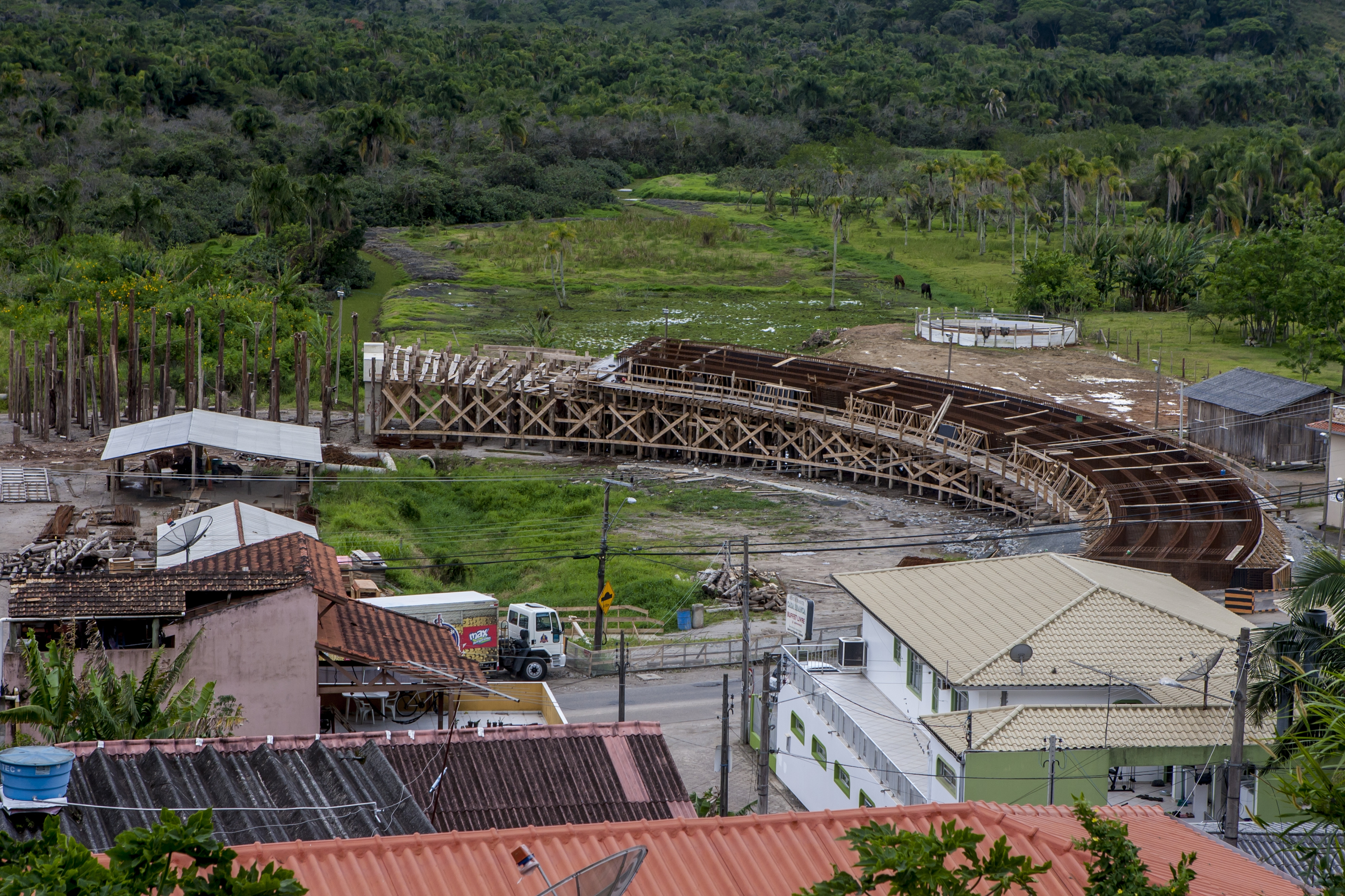 Elevado Rio Tavares - Flávio Tin/ND