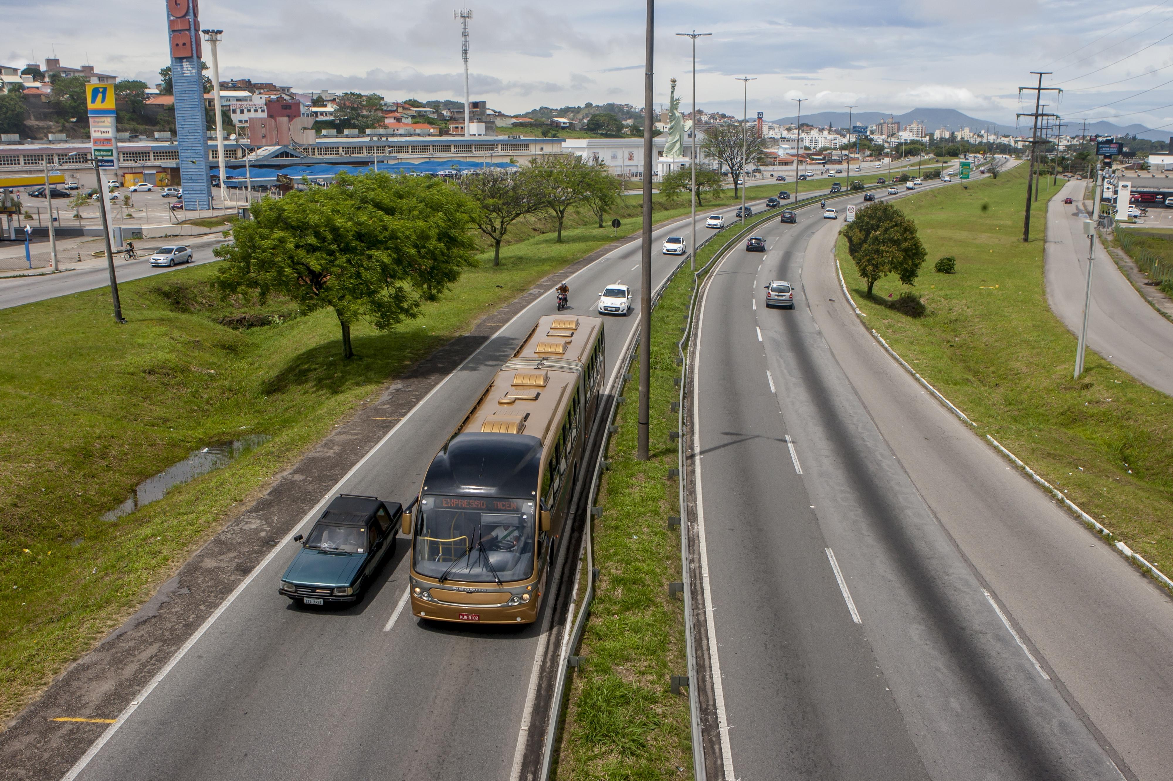 Transporte integrado - Flávio Tin/ND