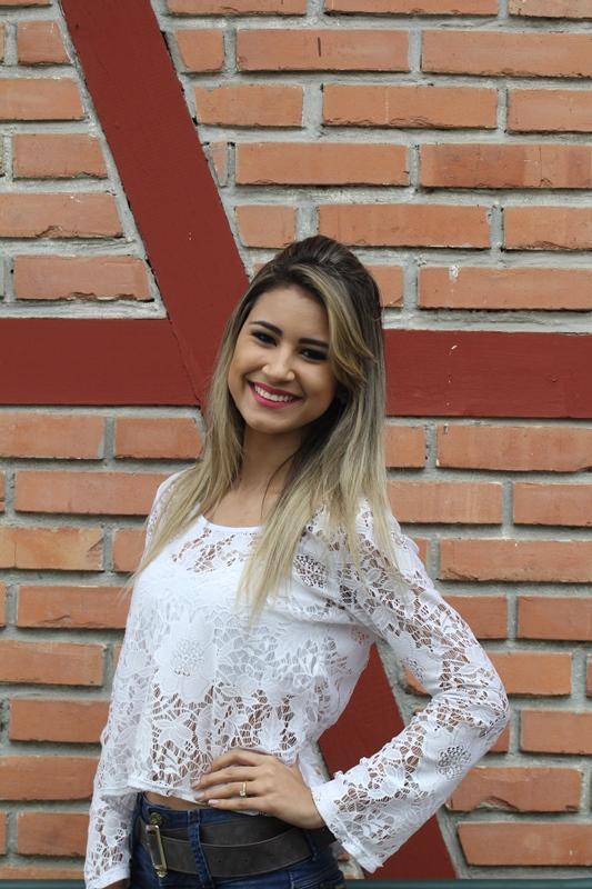 Juliana Müller Silva, 18 anos, modelo - Fabrício Porto/ND