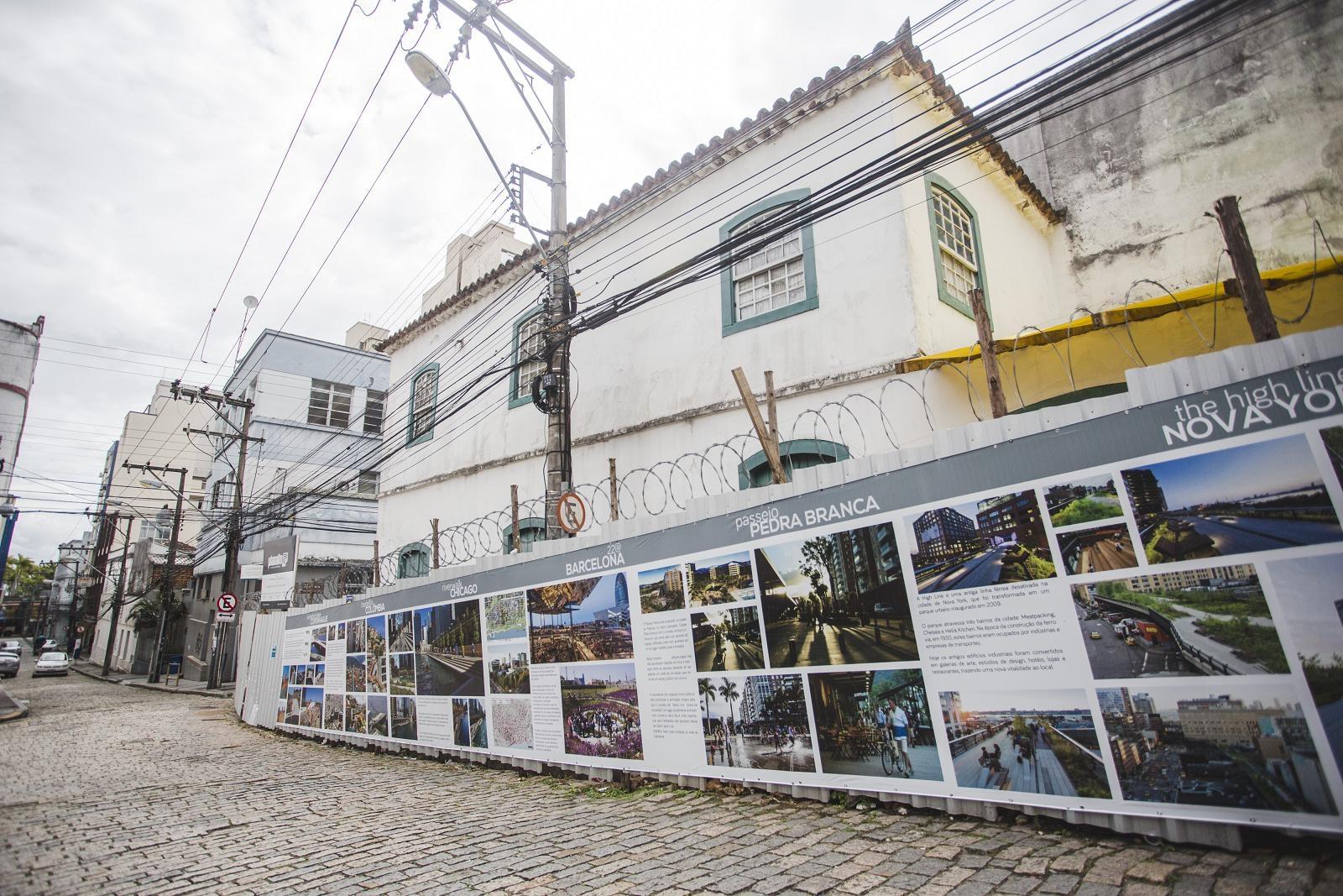 Projeto busca criar espaços públicos de qualidade, com a convivência de pessoas em prol da comunidade - Daniel Queiroz/ND