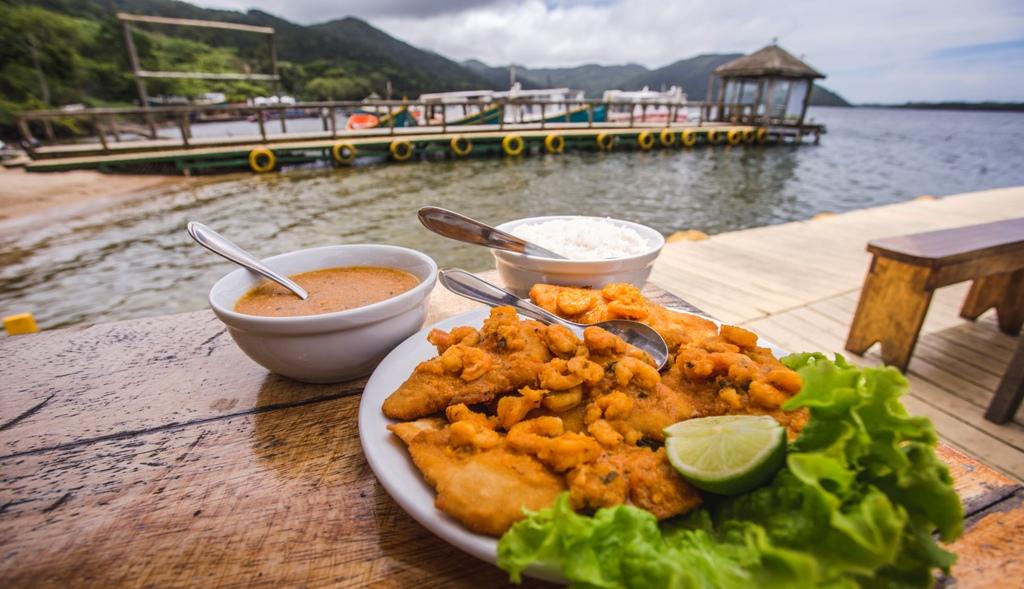 Gastronomia ilhéu é carro-chefe do turismo na Costa da Lagoa - Daniel Queiroz