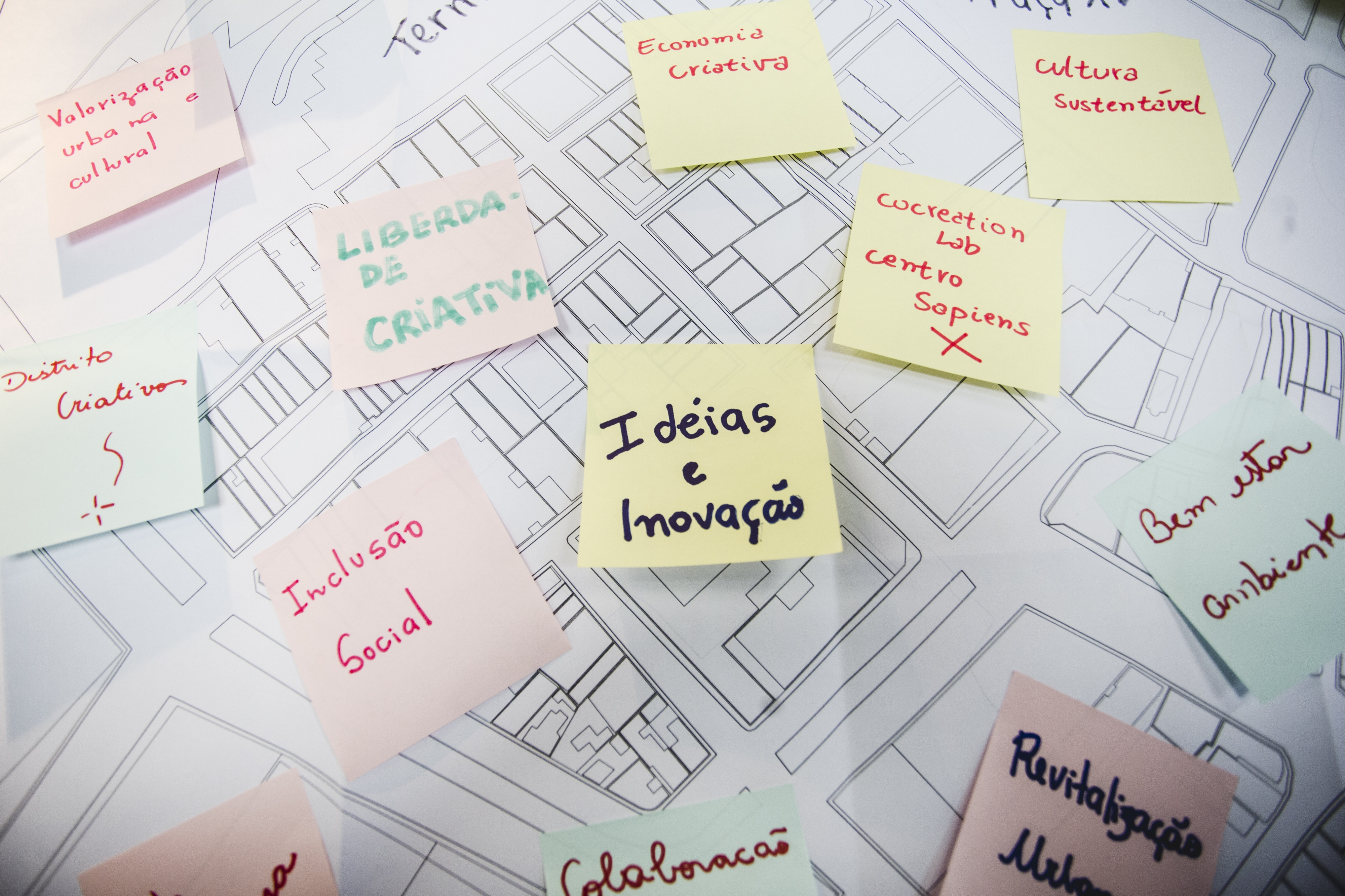 Seis projetos de espaços públicos de convivência para a revitalização do Centro Histórico de Florianópolis foram debatidos no projeto - Daniel Queiroz/ND