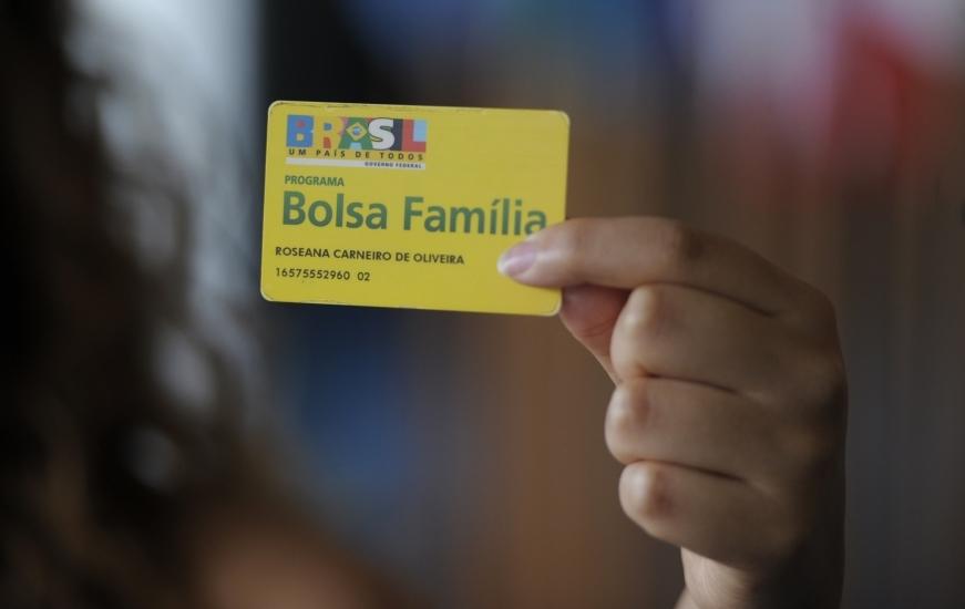 MPF vê suspeita em R$ 3,3 bi pagos a 874 mil beneficiários do Bolsa Família - Jefferson Rudy/Agência Senado