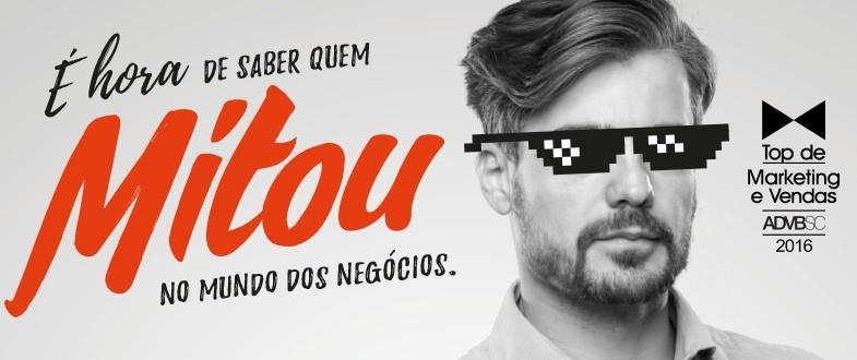 Prêmio Top de Marketing e Vendas 2016 da ADVB/SC será entregue no dia 22 - Divulgação/ND
