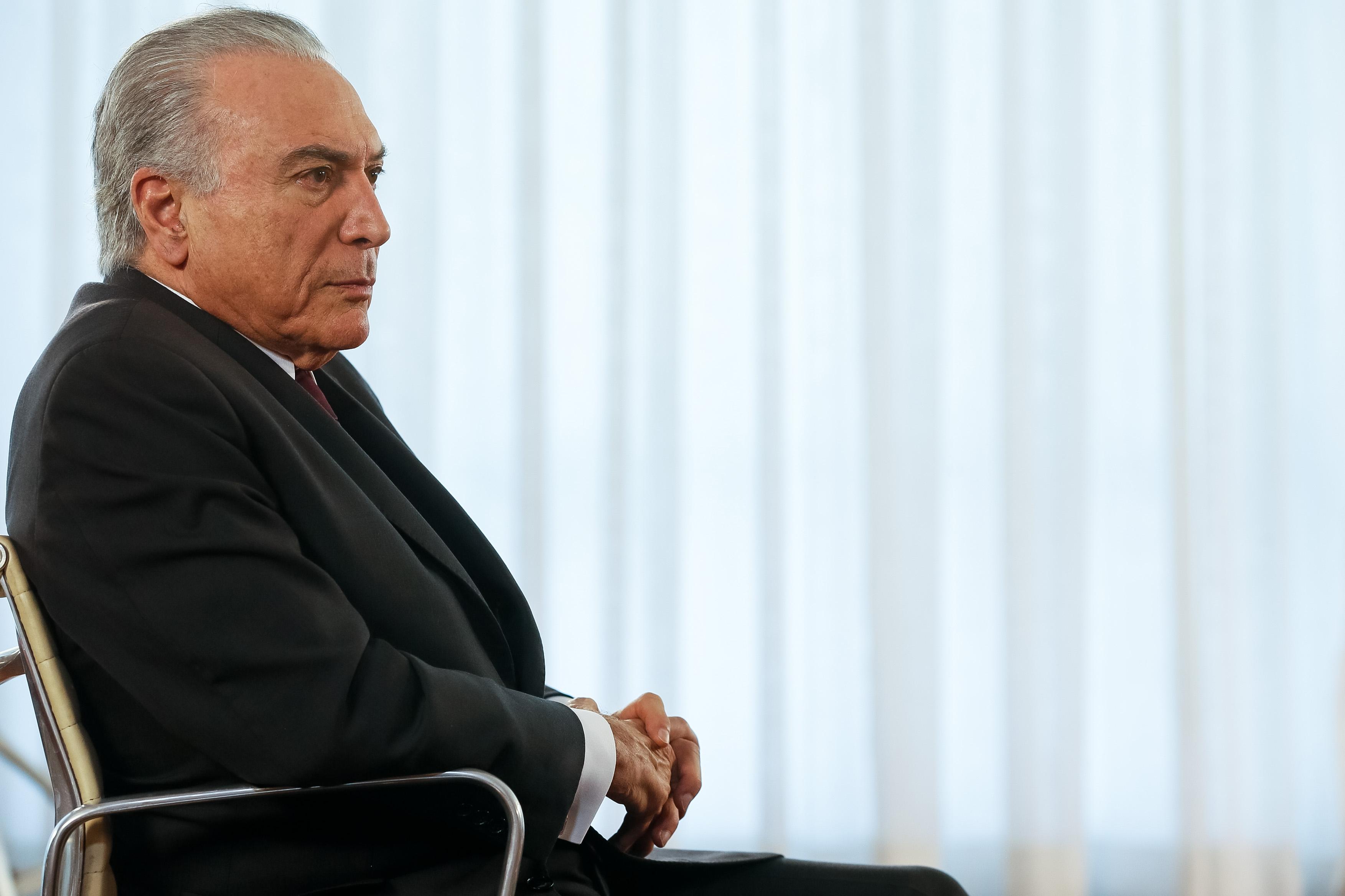 Mesmo com pedidos de impeachment, Temer conta com grande base de apoio - Beto Barata/Fotos Públicas/ND/Divulgação