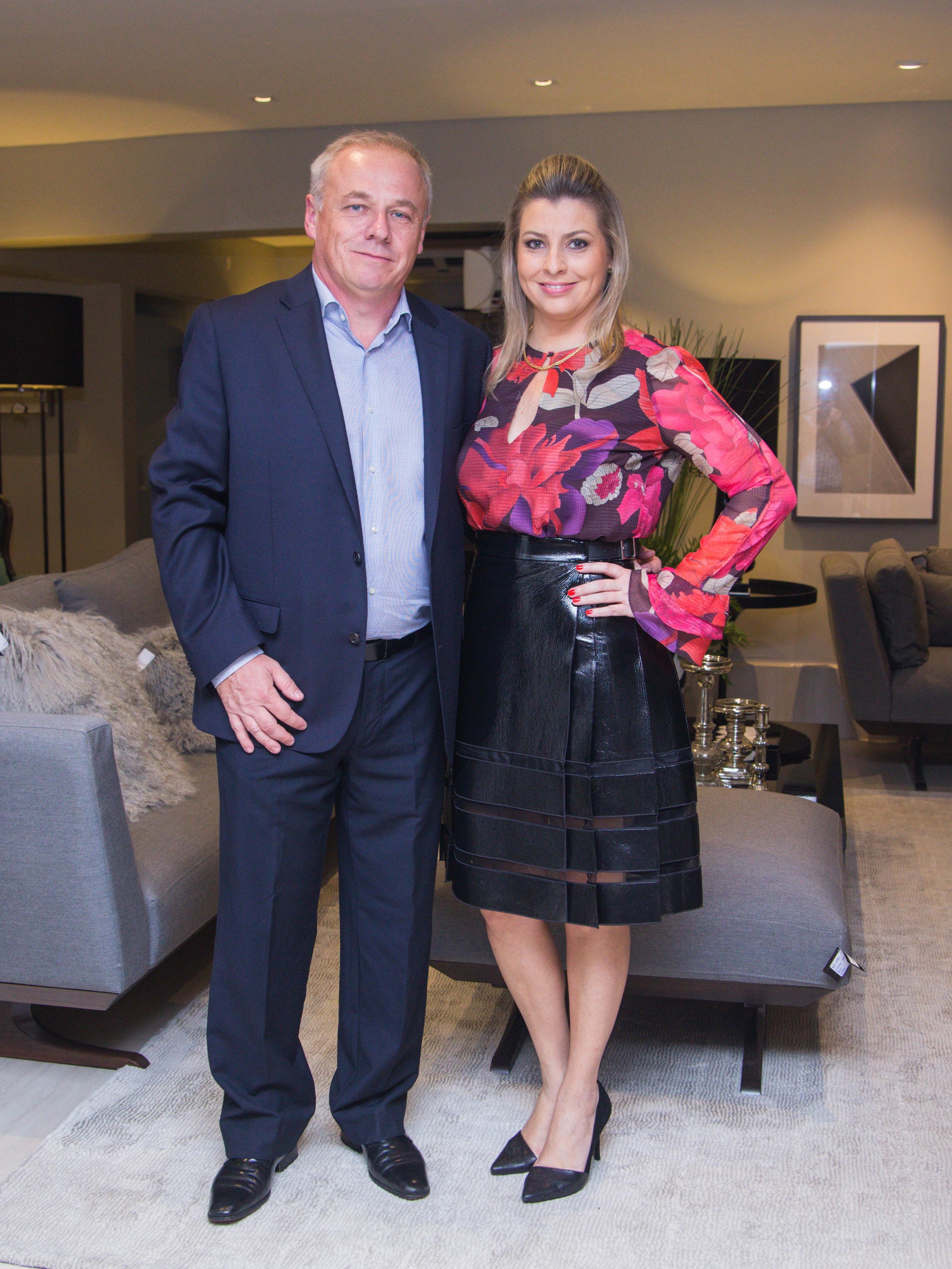 Fernando e Claudia Kersting - divulgação