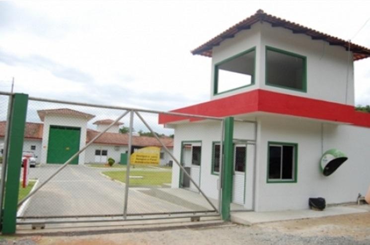 Penitenciária industrial de Joinville – Foto: Arquivo/ND