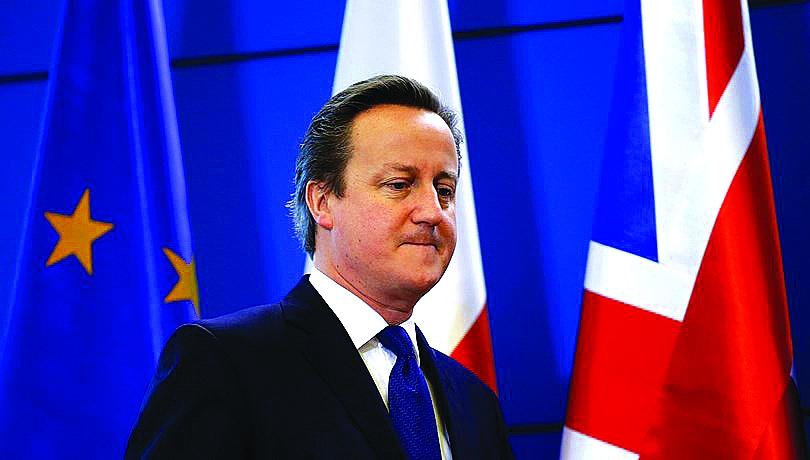 David Cameron, ex-primeiro ministro britânico. No plebiscito de 23 de junho, os britânicos se pronunciaram a favor da saída da União Europeia - Divulgação/ND